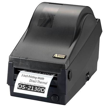 Argox OS-2130D 203 dpi Usb RS-232c Barkod Yazýcý