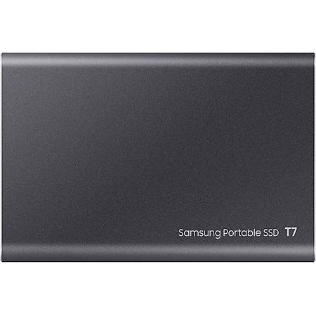 Samsung T7 2TB Usb 3.2 2.5 Taþýnabilir Portatif SSD Disk MU-PC2T0T