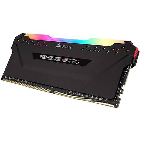 Corsair Vengeance Rgb Pro 128GB (4x32GB) DDR4 3200MHz CL16 Amd Ryzen Siyah Ram