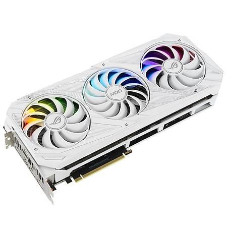 ASUS ROG STRIX GeForce RTX 3070 White Edition 8GB 256Bit GDDR6
