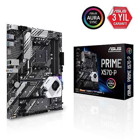 ASUS PRIME X570-P DDR4 4400MHz (OC) HDMI DP M.2 ATX AM4
