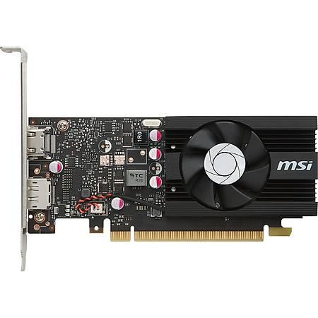 MSI GeForce GT 1030 2G LP OC 64Bit GDDR5