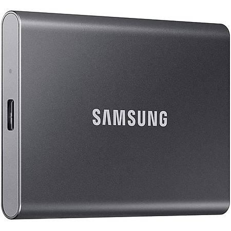 Samsung T7 1TB Usb 3.2 2.5 Taþýnabilir Portatif SSD Disk MU-PC1T0T
