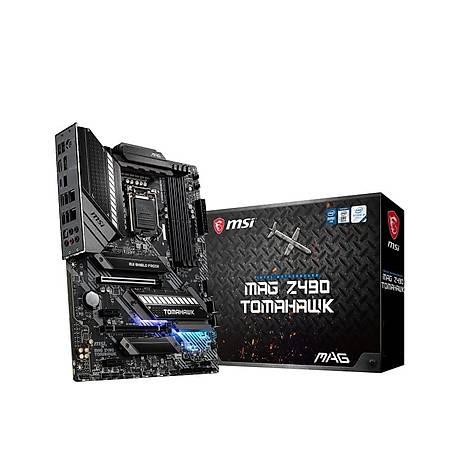 Powered By MSI Z490 TOMAHAWK i7-11700 32GB 240GB SSD 1TB HDD 12GB Radeon RX 6700 XT 750W PSU