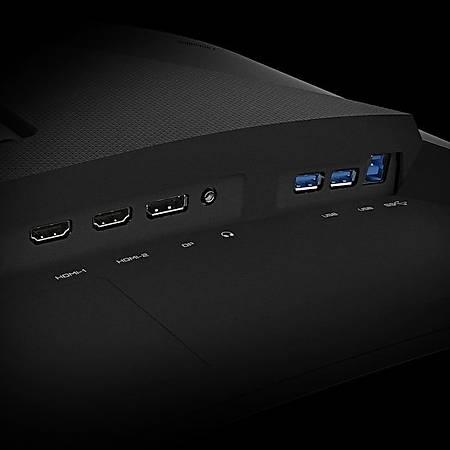 Gigabyte G27QC-A 27 2560x1440 165Hz 1ms HDMI DP Curved Led Monitör