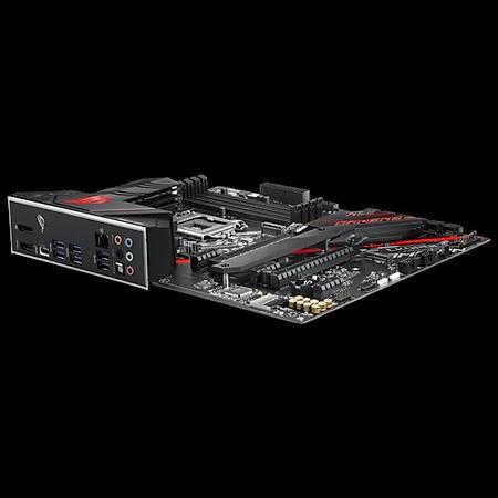 ASUS ROG STRIX B460M-H GAMING DDR4 2933MHz HDMI DP TYPE-C RGB M.2 ATX 1200p