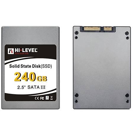 Hi-Level 240GB SSD Disk SSD30ULT/240G Aparat
