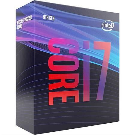 Intel Core i7 9700 Soket 1151 3.0GHz 12MB Cache Ýþlemci