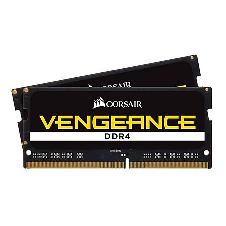 Corsair Vengeance 16GB (2x8GB) DDR4 3200MHz CL22 Siyah Notebook Ram
