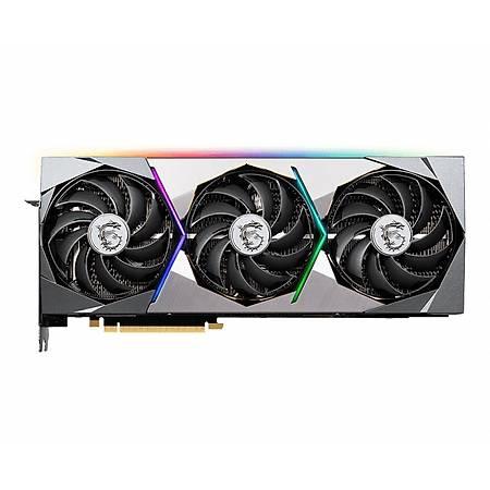 MSI GeForce RTX 3080 SUPRIM X 10G 10GB 320Bit GDDR6X