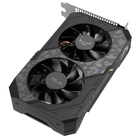 ASUS TUF Gaming GeForce GTX 1650 OC Edition 4GB 128Bit GDDR6