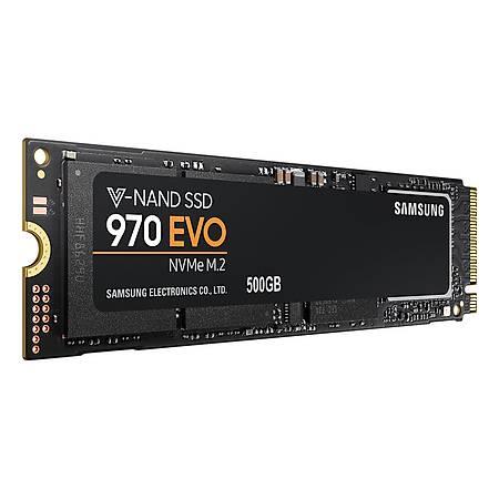 Samsung 970 Evo 500GB NVMe M.2 SSD Disk MZ-V7E500BW