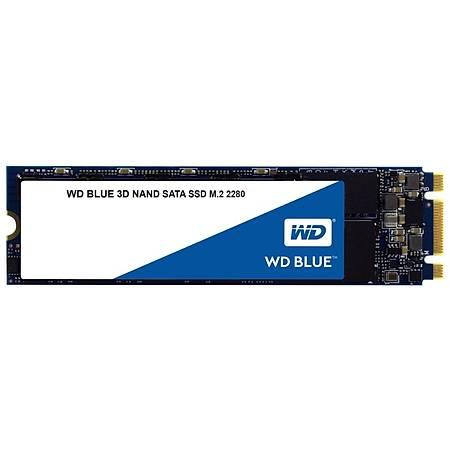 WD Blue Serisi 500GB M.2 SSD Disk WDS500G2B0B