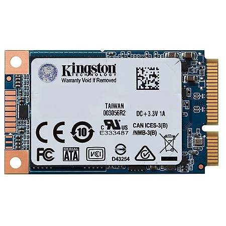 Kingston UV500 480GB mSata SSD Disk SUV500MS/480G