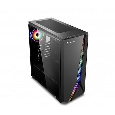 GamePower Mythril 500W RGB ATX Siyah Kasa