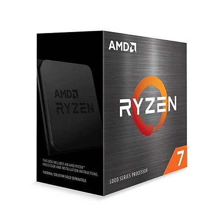 AMD Ryzen 7 5800X Soket AM4 3.8GHz 36MB Cache Ýþlemci