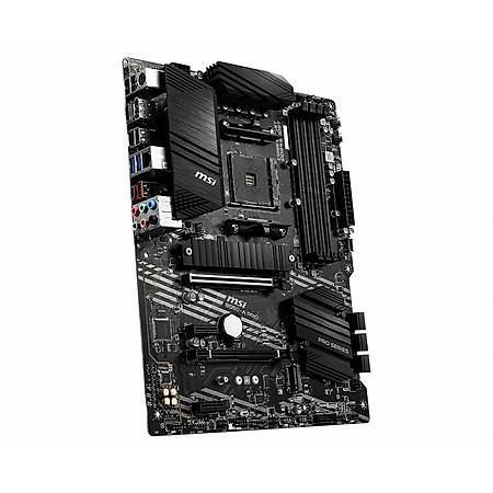 MSI B550-A PRO DDR4 4400MHz (OC) HDMI DP TYPE-C M.2 ATX AM4