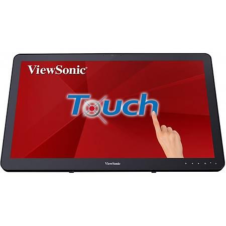 ViewSonic 24 TD2430 1920x1080 82Hz 25ms D-Sub Hdmý Dp Usb 10 Parmak Dokunmatik Monitör