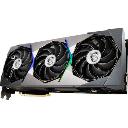 MSI GeForce RTX 3090 SUPRIM X 24G 24GB 384Bit GDDR6X