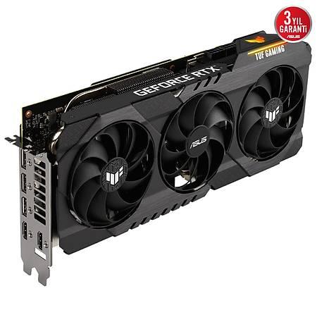 ASUS TUF Gaming GeForce RTX 3070 Ti OC 8GB 256Bit GDDR6X