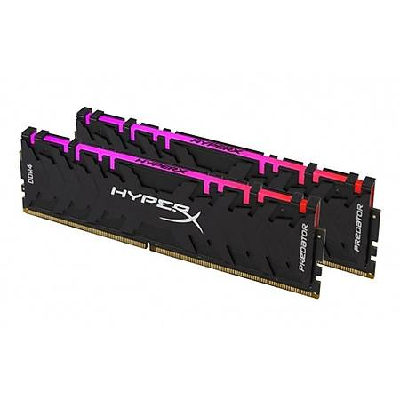Kingston HyperX 32GB (2x16GB) DDR4 RGB 3200MHz CL17 Ram