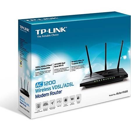 TP-Link Archer VR400 AC1200 Router VDSL ADSL Modem