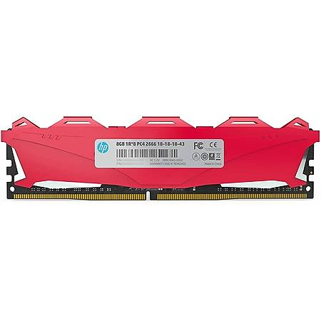 HP 8GB DDR4 2666MHz CL16 Ram