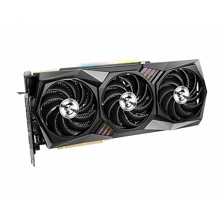 MSI GeForce RTX 3090 GAMING TRIO 24G 24GB 384Bit GDDR6X