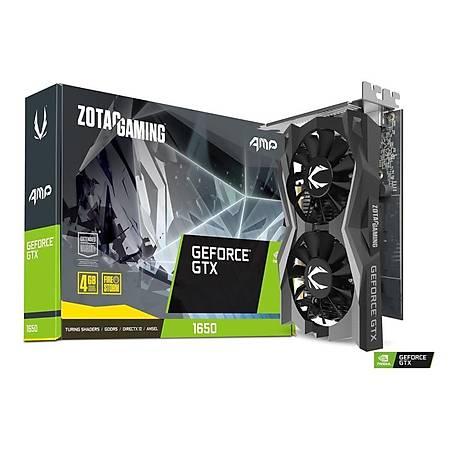 ZOTAC GeForce GTX 1650 AMP 4GB 128Bit GDDR5