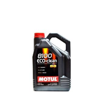 MOTUL 8100 X-CLEAN EFE 5W-30 5 LÝTRE