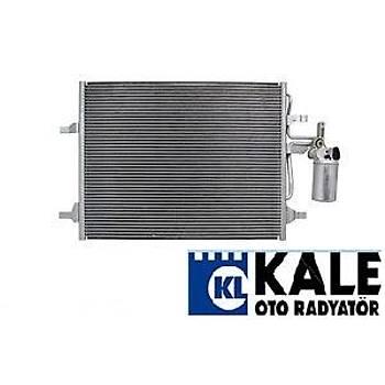 S60/V60/XC60 KLÝMA RADYATÖRÜ ( KONDANSATÖR )  5,6 CYL ve B4204TX