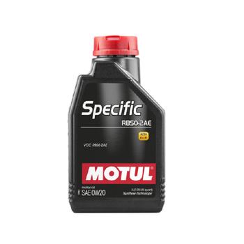 MOTUL SPECIFIC RBS0-2AE 0W-20 1 LÝTRE