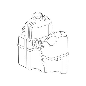 S60/S80/V70/XC70 CAM SU DEPOSU