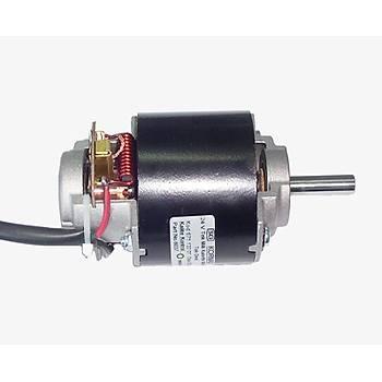 Kalorifer Fan Motoru Tek Milli 12V