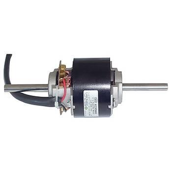 Kalorifer Fan Motoru Çift Milli - Çift Devir 24V