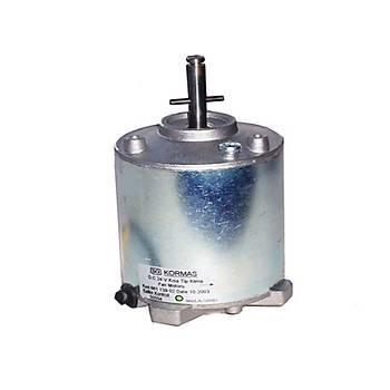 Klima Fan Motoru Kýsa Tip 12V