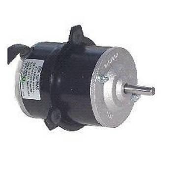 Kalorifer Motoru 6,5 Ýnce Mil Kalorifer Motoru Çift Devir 24V