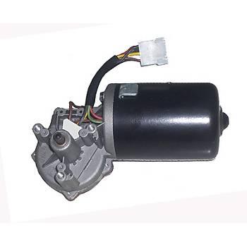 Silecek Motoru Çift Devir Kamyon-Otobüs 24V