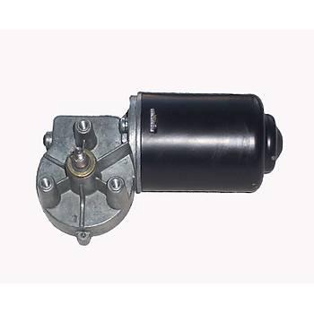 Silecek Motoru Vidalý 15 mm. 24V