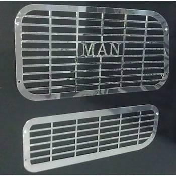 Man 460-TGA Far-Sis Paslanmaz