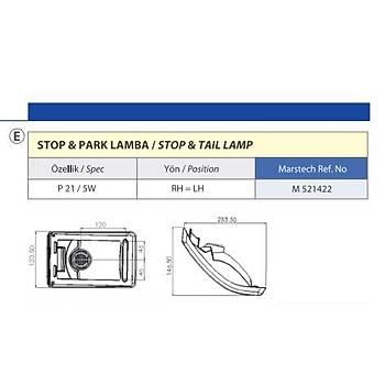 STOP & PARK LAMBA