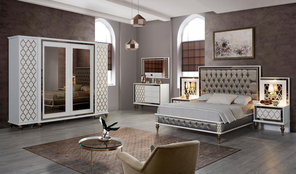 Luxury yatak odas y ld z mobilya al veri sitesi for Mobilya yatak odasi