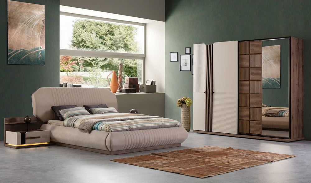 Stil Yatak Odasi 2018 Yatak Odalari Yildiz Mobilya