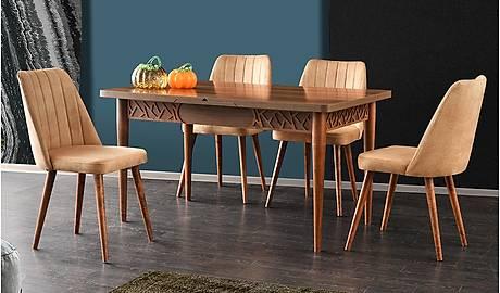 Mutfak Masa Sandalye Fiyatlari Yildiz Mobilya