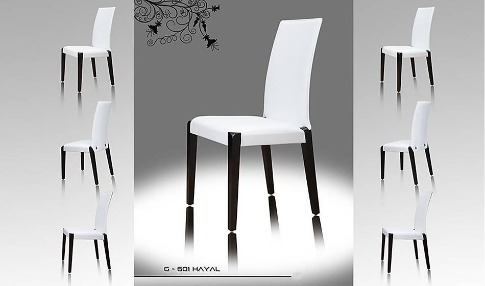 G 601 Hayal Sandalye 6 Adet