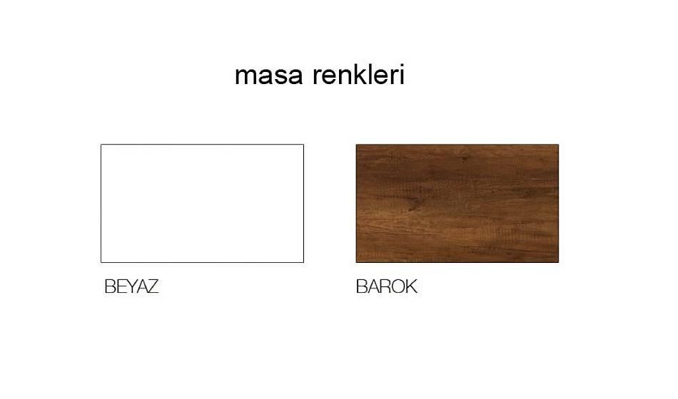 Zita & Evo Masa Takýmý