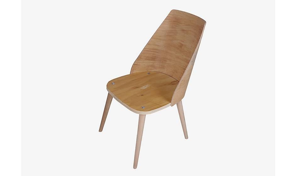 Crea Çizgi Sandalye 6 Adet