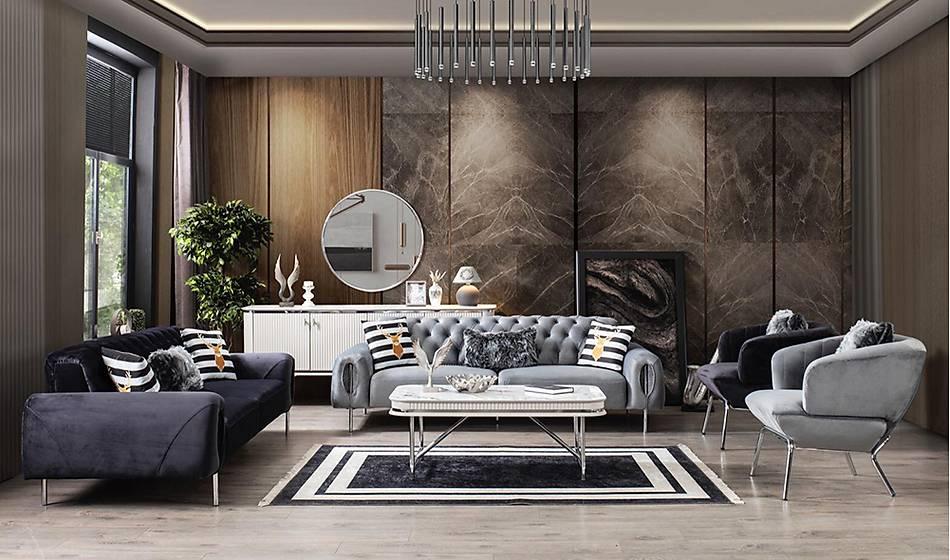 Palma Modern Salon Takýmý