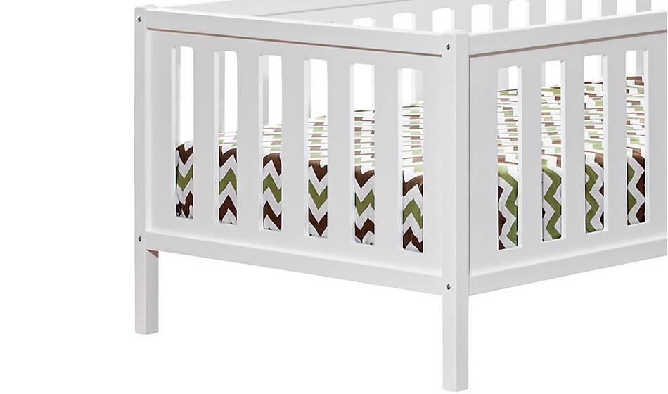 Rüzgar Montessori Karyola Beyaz
