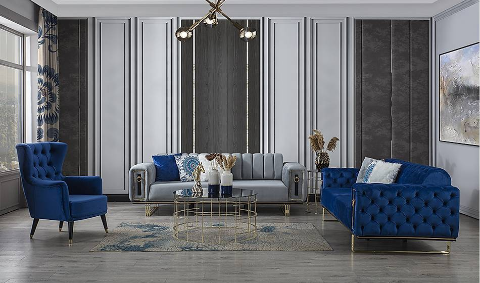 Liona Luxury Salon Takýmý